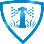 Blue Sprinkler icon