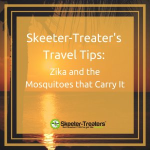 Skeeter-Treater Travel Tips