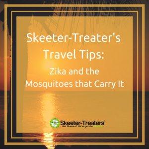 Skeeter-Treater Travel Tips